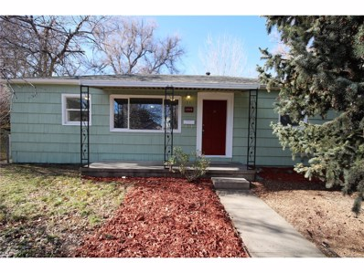 1315 Dayton Street, Aurora, CO 80010 - MLS#: 4359536
