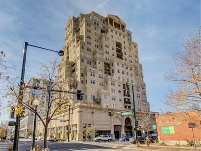 300 W 11th Avenue UNIT 9H, Denver, CO 80204 - MLS#: 4363055