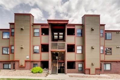 8740 Corona Street UNIT 101, Denver, CO 80229 - MLS#: 4368059