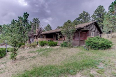 3588 S Saddle Road, Evergreen, CO 80439 - #: 4371043