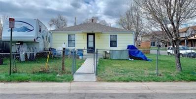 801 S Osceola Street, Denver, CO 80219 - MLS#: 4379823