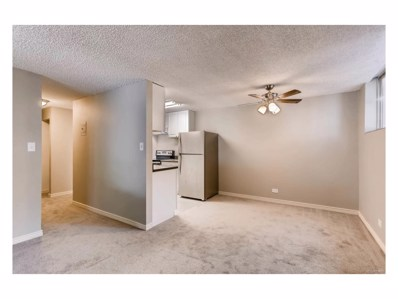 2375 S Linden Court UNIT 108, Denver, CO 80222 - MLS#: 4381521