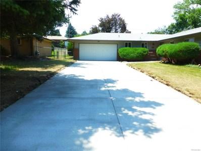 35 Field Street, Lakewood, CO 80226 - MLS#: 4381759
