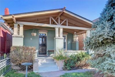 3334 N Gilpin Street, Denver, CO 80205 - #: 4383068