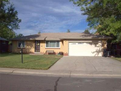 531 S Otis Street, Lakewood, CO 80226 - #: 4384006