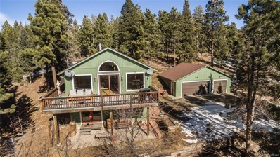 10012 Buena Vista Drive, Conifer, CO 80433 - #: 4385771