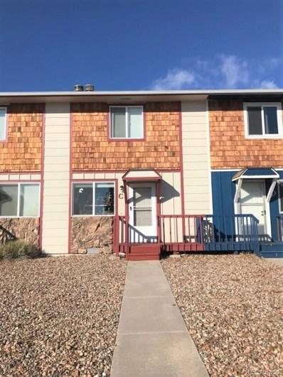 6745 Pahokee Court, Colorado Springs, CO 80915 - MLS#: 4391405