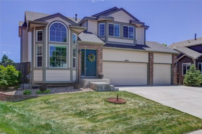 4484 Decatur Avenue, Castle Rock, CO 80104 - #: 4392776