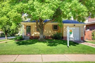 1195 S Fillmore Street, Denver, CO 80210 - MLS#: 4394802