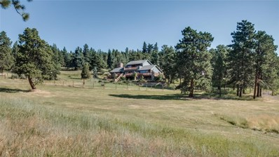 5178 S Elk Ridge Road, Evergreen, CO 80439 - #: 4396515