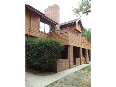 9400 E Iliff Avenue UNIT 37, Denver, CO 80231 - MLS#: 4398865