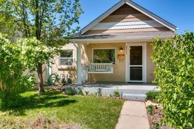 3517 Raleigh Street, Denver, CO 80212 - MLS#: 4401616
