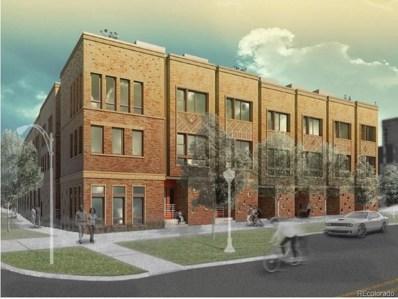 2200 Tremont Place UNIT 5, Denver, CO 80205 - MLS#: 4401788