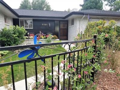6181 S Southwood Drive, Centennial, CO 80121 - MLS#: 4405594