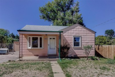 5451 Julian Street, Denver, CO 80221 - MLS#: 4409047