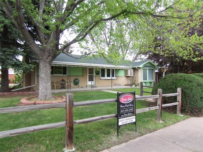 3955 W Evans Avenue, Denver, CO 80219 - #: 4409524