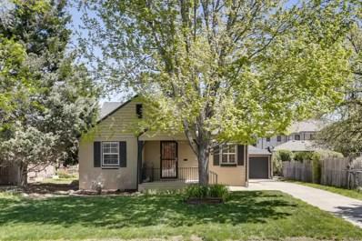 1050 Kearney Street, Denver, CO 80220 - MLS#: 4409654