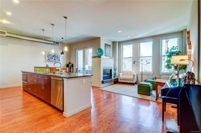1505 Pearl Street UNIT 210, Boulder, CO 80302 - MLS#: 4411827