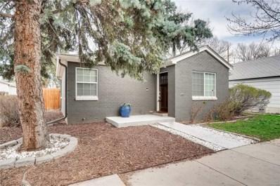 3825 Alcott Street, Denver, CO 80211 - #: 4411969