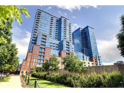 1700 Bassett Street UNIT 919, Denver, CO 80202 - MLS#: 4412849