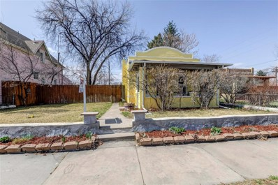 2509 S Acoma Street, Denver, CO 80223 - MLS#: 4414508