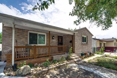 1584 S Clay Street, Denver, CO 80219 - #: 4417860
