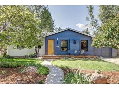 2058 Alpine Drive, Boulder, CO 80304 - MLS#: 4418522