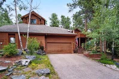 29873 Troutdale Scenic Drive, Evergreen, CO 80439 - #: 4422778