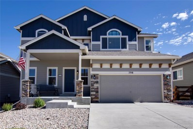 798 Gold Canyon Road, Monument, CO 80132 - #: 4424722