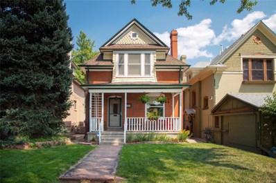 608 N Marion Street, Denver, CO 80218 - #: 4424931