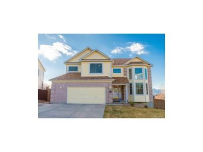 2505 Heathrow Drive, Colorado Springs, CO 80920 - MLS#: 4426291