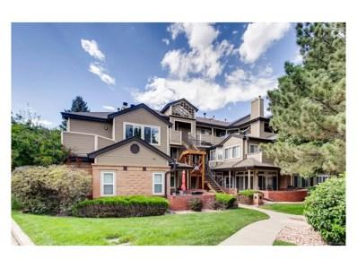 6001 S Yosemite Street UNIT 103, Greenwood Village, CO 80111 - MLS#: 4427456