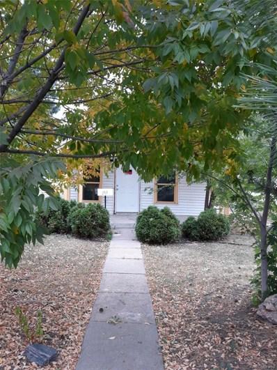 2918 S Cherokee Street, Englewood, CO 80110 - MLS#: 4427573