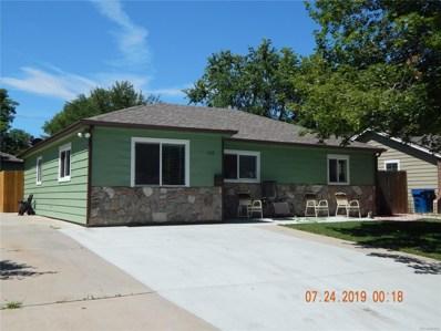 1137 Xanadu Street, Aurora, CO 80011 - #: 4436228