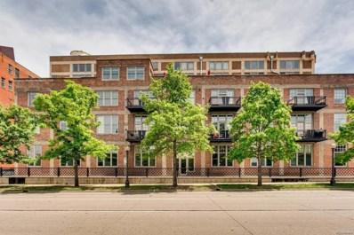 1301 Wazee Street UNIT 2E, Denver, CO 80204 - MLS#: 4438599