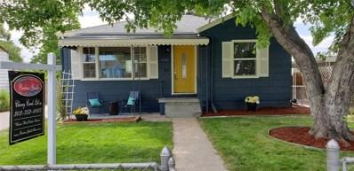 4581 S Acoma Street, Englewood, CO 80110 - #: 4440861