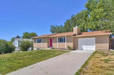 7460 Sneffels Street, Colorado Springs, CO 80911 - MLS#: 4444536