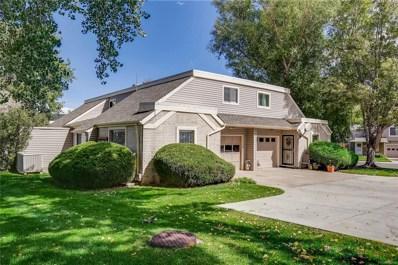 1659 S Lee Street UNIT B, Lakewood, CO 80232 - MLS#: 4453369