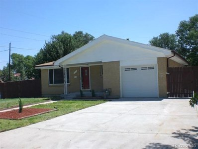 3190 Atchison Street, Aurora, CO 80011 - MLS#: 4454457