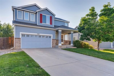 4028 Pioneer Creek Drive, Colorado Springs, CO 80922 - MLS#: 4455465