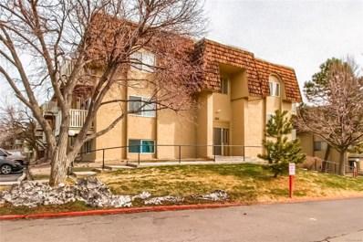 7455 E Quincy Avenue UNIT 101, Denver, CO 80237 - MLS#: 4457771