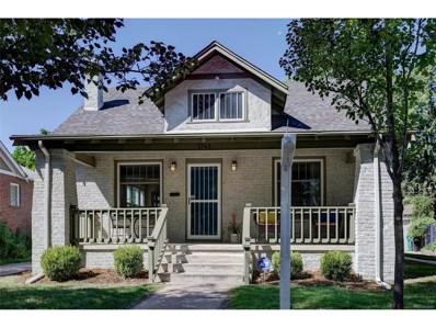 1745 Ivanhoe Street, Denver, CO 80220 - MLS#: 4460679