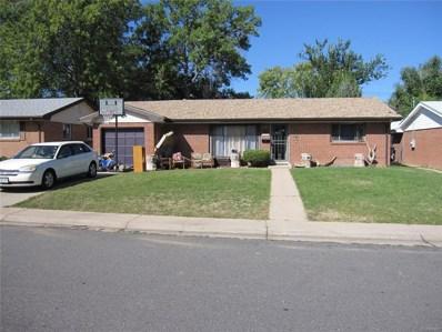 1951 S Stuart Street, Denver, CO 80219 - MLS#: 4463804