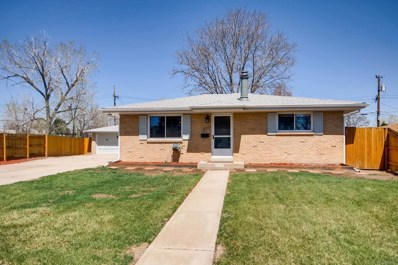 8571 Franklin Drive, Thornton, CO 80229 - MLS#: 4467011