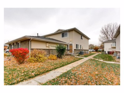 9255 E Lehigh Avenue UNIT 194, Denver, CO 80237 - MLS#: 4469362