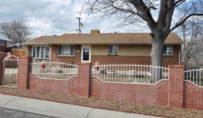 881 Drake Street, Denver, CO 80221 - MLS#: 4473699