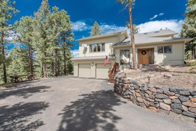 7032 S Blue Creek Road, Evergreen, CO 80439 - #: 4475363