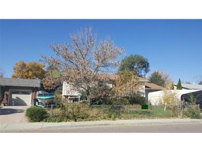 7330 Caballero Avenue, Colorado Springs, CO 80911 - MLS#: 4480638