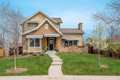 416 Poplar Street, Denver, CO 80220 - MLS#: 4484733