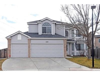 5218 E Crestone Avenue, Castle Rock, CO 80104 - MLS#: 4485612